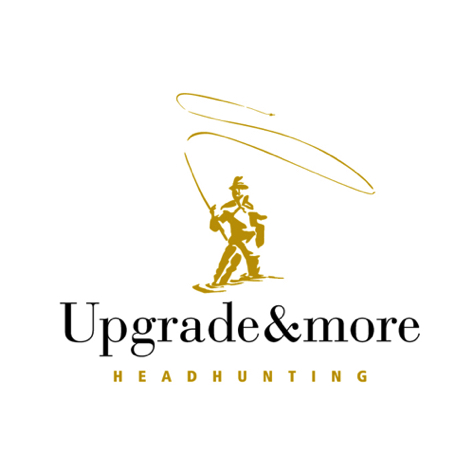 Upgrade and more Headhunting Logo