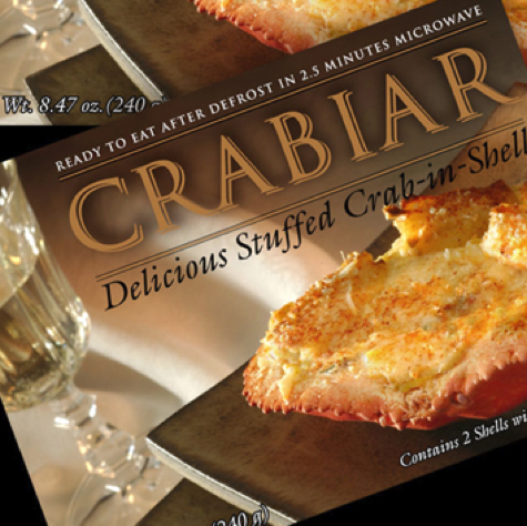 Crabiar - Deep Sea Food