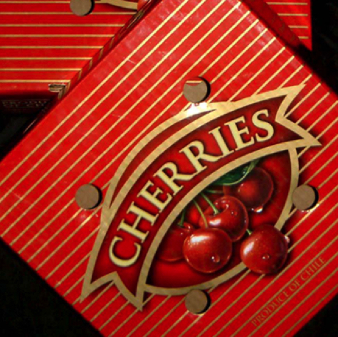Caja Cherries Unifrutti Offset